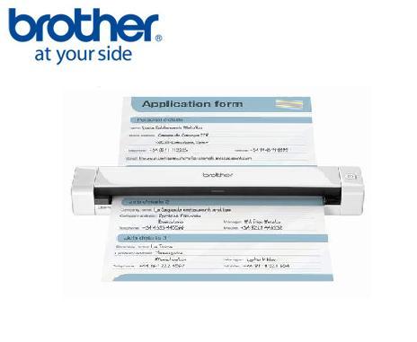 brother DS-620 可攜式行動掃描器