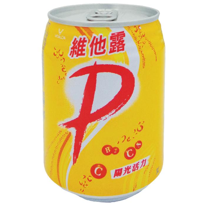 維他露P 250ml 罐裝