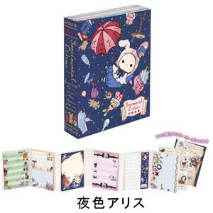 【真愛日本】15092200016馬戲團便條本-懸空 SAN-X Sentimental Circus 便條本 文具