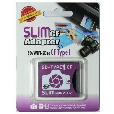 *╯新風尚潮流╭*EXTREME SDHC SDXC WIFI SD 轉 CF 轉接卡 標準Type I CFADP