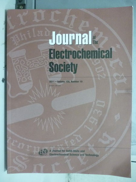Journal of the Electrochemical Society_2011年