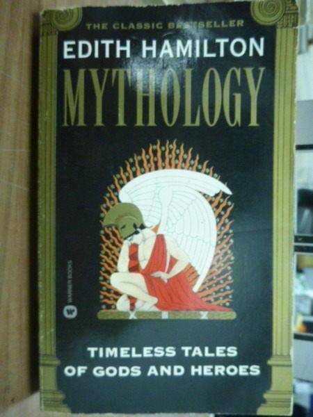 【書寶二手書T7╱原文小說_OMZ】Mythology