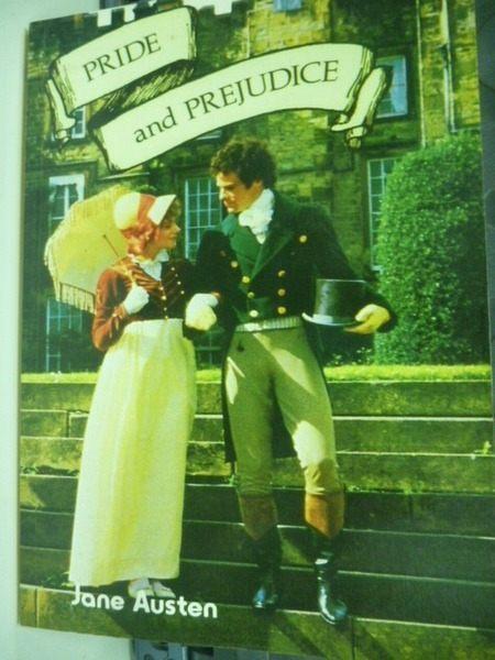 【書寶二手書T1╱原文小說_HCW】Pride and Prejudice(傲慢與偏見)_Austen, Jane