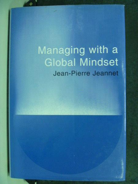 【書寶二手書T2/大學商學_PJH】Managing With A Global Mindset