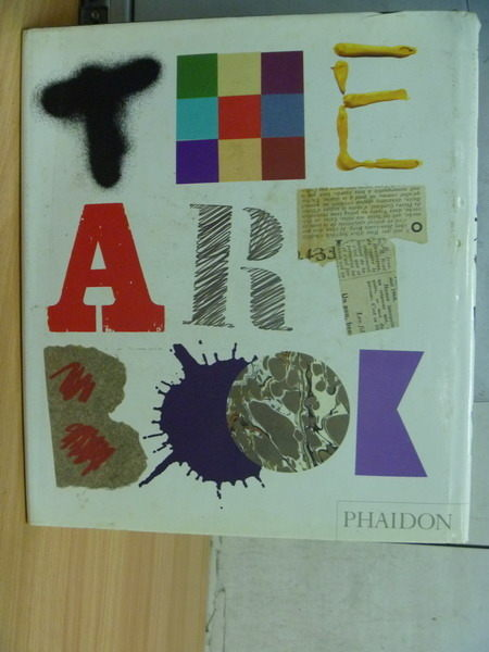 【書寶二手書T8/藝術_ZKA】The Art Book_Phaidon_1994年_英國出版_ISBN_0714829