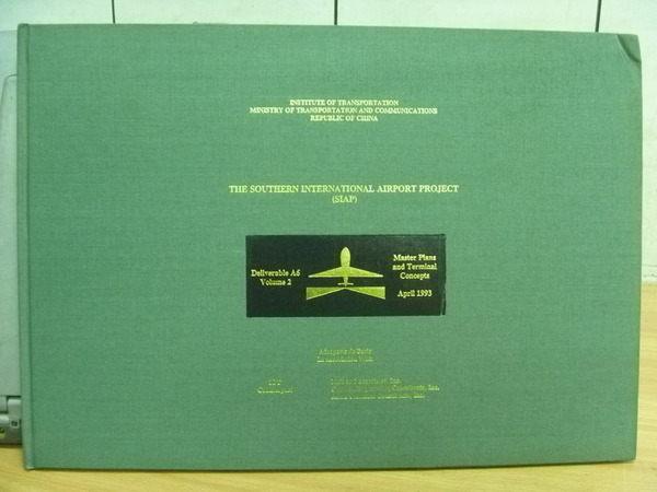【書寶二手書T5/大學理工醫_ZCN】The Southern International Airport Projec