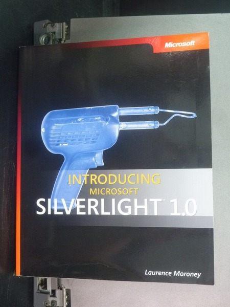 【書寶二手書T2/電腦_PLT】Introducing Microsoft Silverlight 1.0_Lauren
