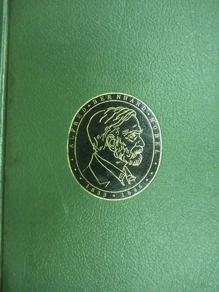 【書寶二手書T2/傳記_YBJ】Nobel Prize Library_Yasunari Kawabata