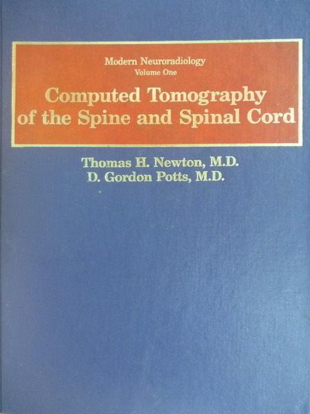 【書寶二手書T9/大學理工醫_WFC】Computed tomography of the Spine and Spin