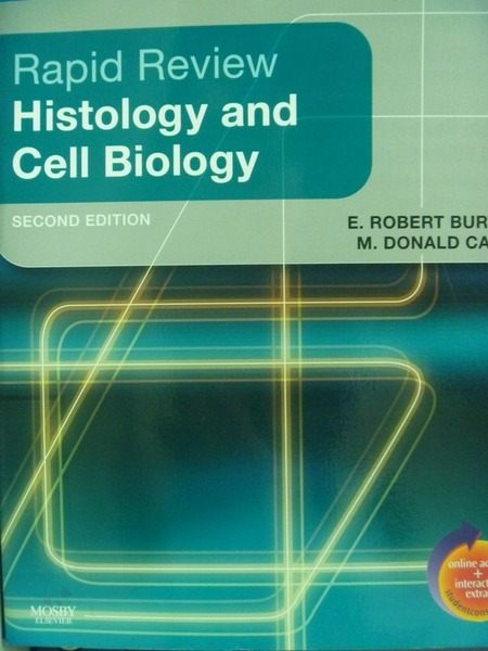 【書寶二手書T4/大學理工醫_QDO】Histology And Cell Biology 2/E