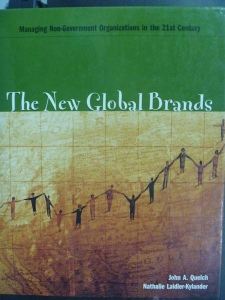 【書寶二手書T7/原文書_QDL】The new global brands : managing non