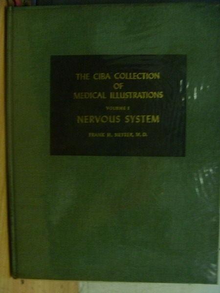 【書寶二手書T3/大學理工醫_YDP】The Ciba of Medical Illustrations Vol1 Ne