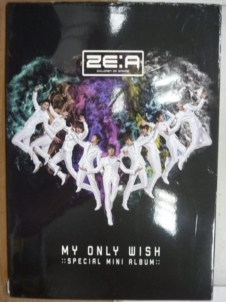 【書寶二手書T3/音樂_PNA】My Only Wish_Special Mini Album_CD+DVD