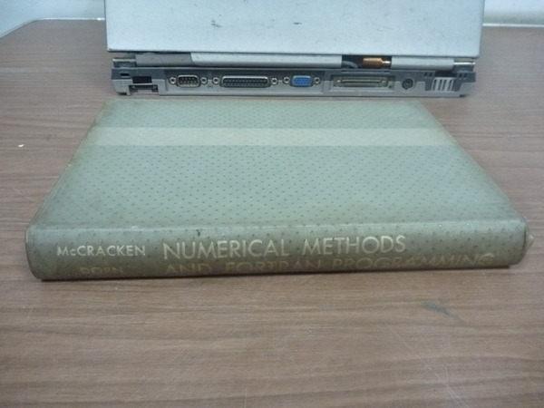 【書寶二手書T6/大學理工醫_LEF】Numerical Methods and Fortran Programming