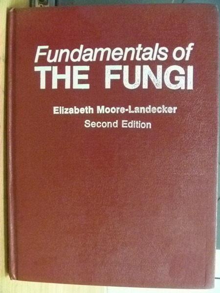 【書寶二手書T6/大學理工醫_YFU】Fundamentals of the Fungi_Landecker_Secon