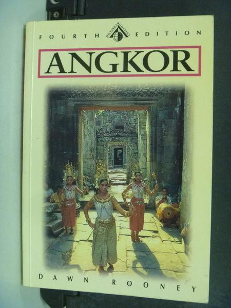 【書寶二手書T2/宗教_HBL】Angkor: An Introduction to the Temples_Dawn