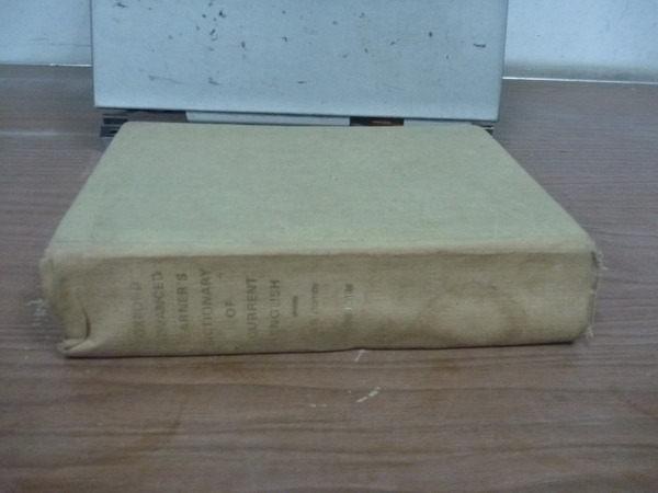 【書寶二手書T7/字典_OCD】Oxford Advanced Learners Dictionary of Curre