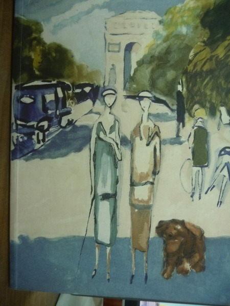 【書寶二手書T7╱藝術_QEP】品味巴黎: 看懂巴黎的西洋名畫_愛力根畫廊