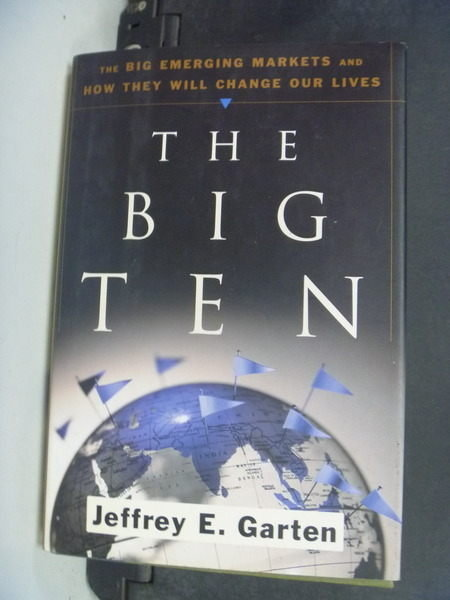 【書寶二手書T5/大學社科_NHD】The big ten : the big emerging markets and
