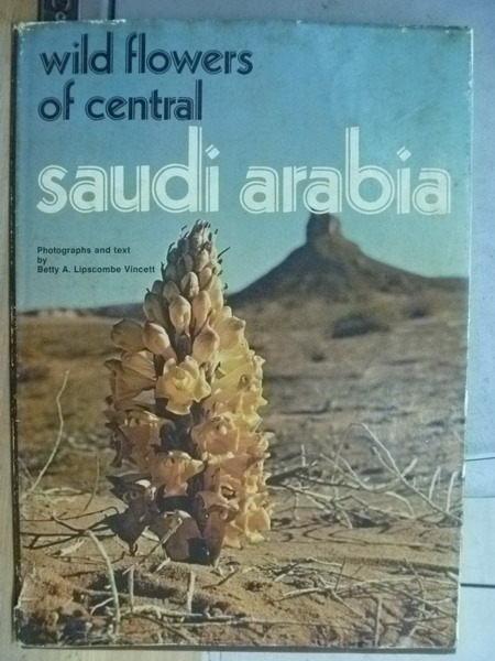 【書寶二手書T4/動植物_WHA】Saudi Arabia