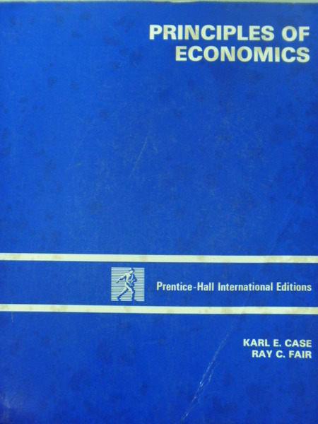 【書寶二手書T7/大學商學_ZAN】Principles of Economics_Karl E. Case