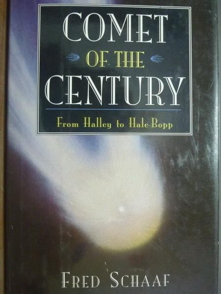 【書寶二手書T6/大學理工醫_QXF】Comet of the Century_Schaaf_原文書