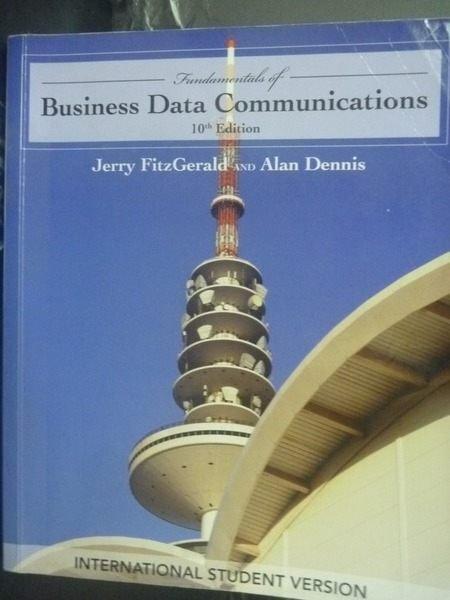 【書寶二手書T7/大學商學_ZCB】Fundamentals of Business Data0/e _Jerry Fi