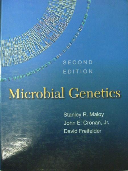 【書寶二手書T9/大學理工醫_QXN】Microbial Genetics_Stanley Maloy