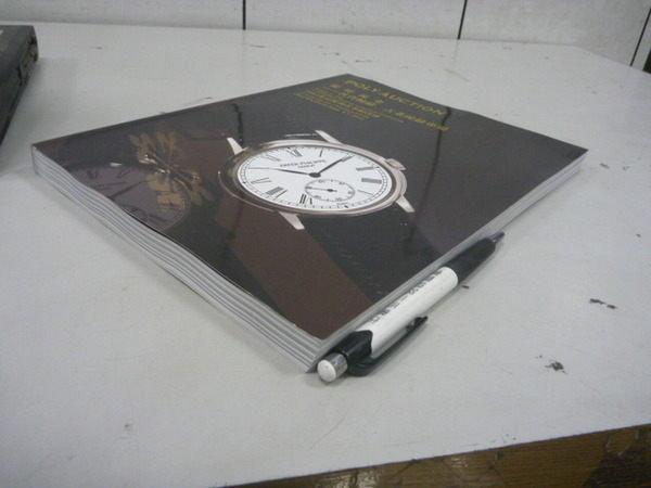 【書寶二手書T4/收藏_YAX】2012年北京保利春季拍賣會_名貴腕錶 古董鐘錶專場