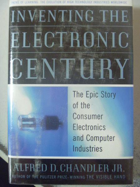 【書寶二手書T3/大學理工醫_ZAC】Inventing the Electronic Century