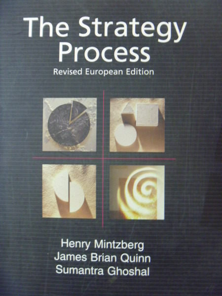 【書寶二手書T3/軍事_ZBT】The Strategy Process_European Ed