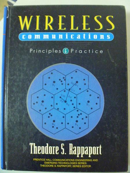 【書寶二手書T9/大學理工醫_ZEO】Wireless Communications_Theodore