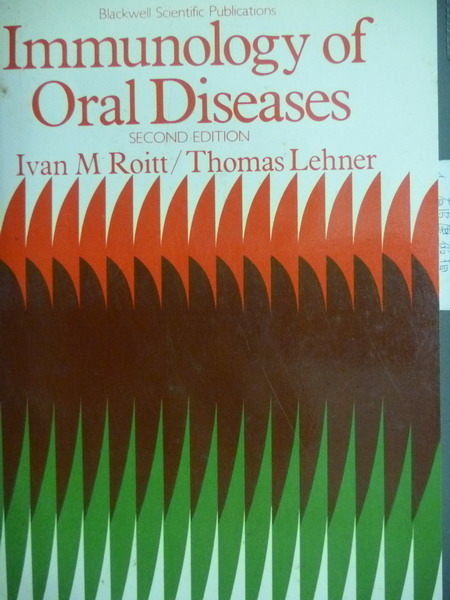 【書寶二手書T4/大學理工醫_PIO】Immunology of Oral Diseases_2/e