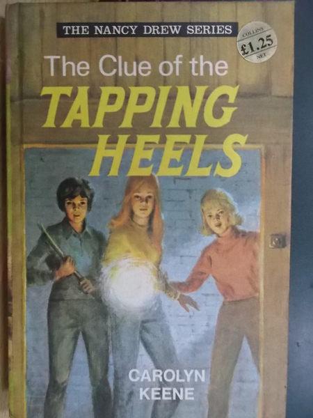 【書寶二手書T3/原文小說_OHP】The Clue of the Tapping Heels_Keene