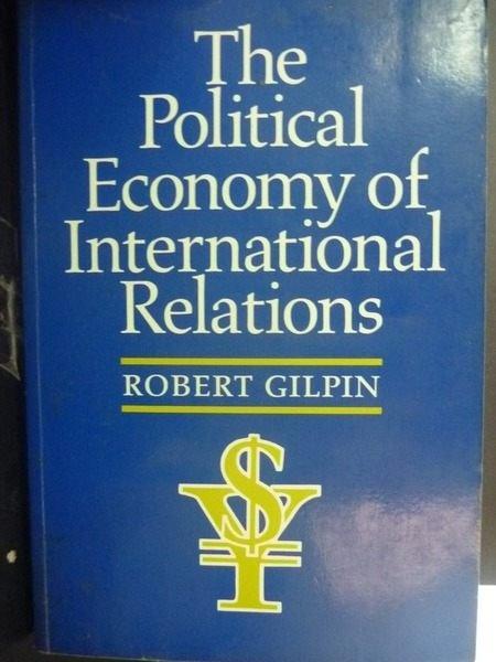 【書寶二手書T3/大學商學_ZHE】The Political Economy