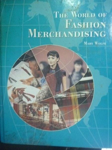【書寶二手書T3/廣告_ZDC】The World of Fashion Merchandising