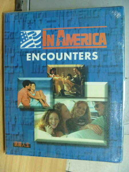【書寶二手書T6/文學_ZJQ】In America Encounters
