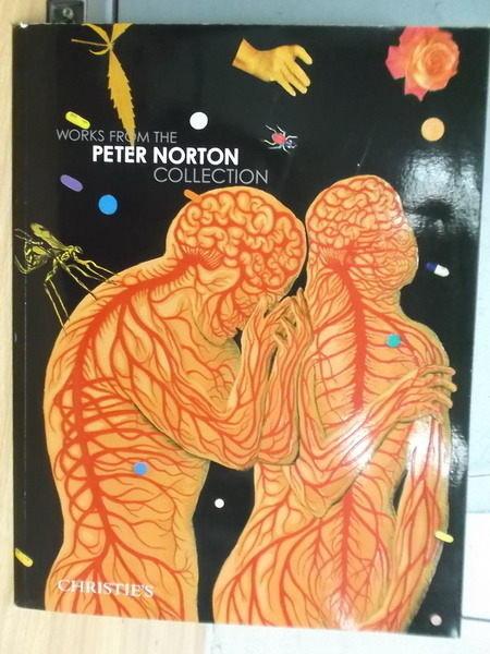 【書寶二手書T4/收藏_YGP】Christies_2011/11_Peter Norton…