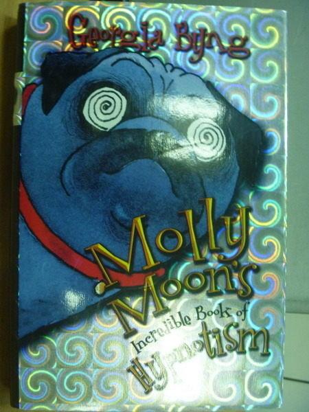 【書寶二手書T6/原文小說_YIN】Molly Moons...Hypnotism_Georgia Byng