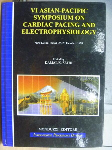 【書寶二手書T9/大學理工醫_YJR】Vi Asian-Pacific Symposium on Cardiac…