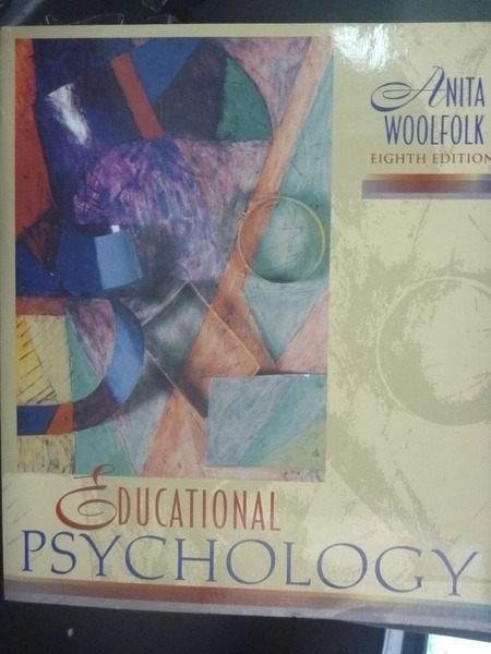 【書寶二手書T8/大學理工醫_ZCM】Educational psychology