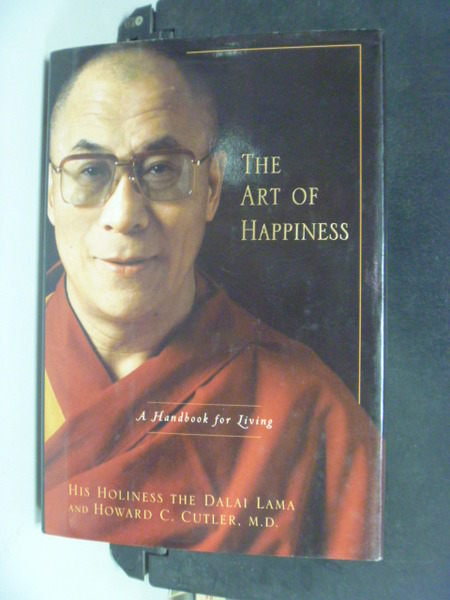 【書寶二手書T4/宗教_JFQ】The Art of Happiness_DalaiLama
