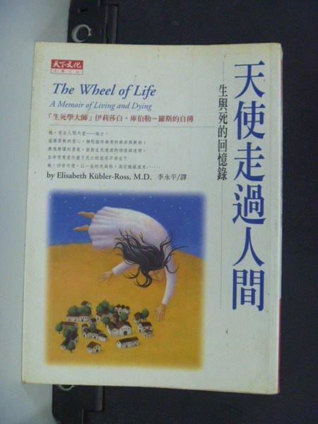 購買書籍:天使走過人間_原價320_伊莉莎白.庫伯勒-羅斯