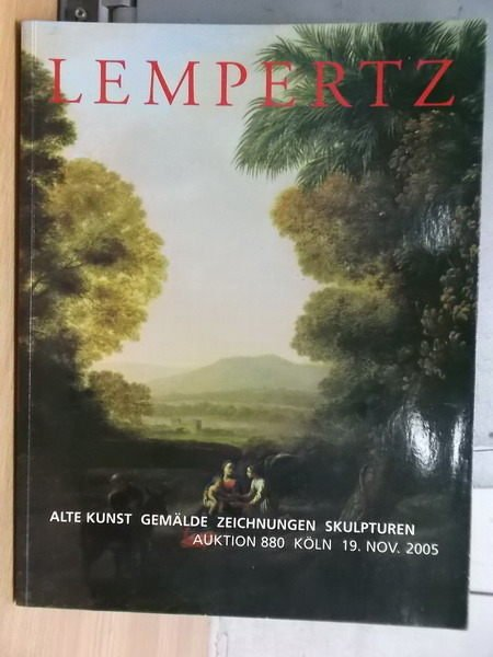 【書寶二手書T4/收藏_YIP】Lempertz_2005/11月