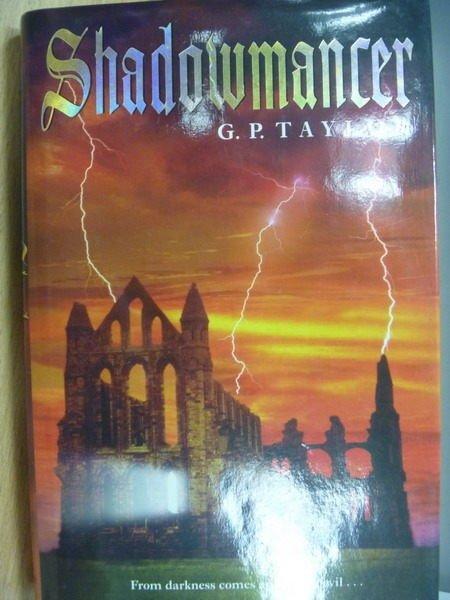 【書寶二手書T9/原文小說_WEA】Shadowmancer_G.P.Taylor