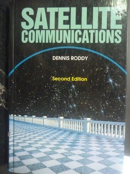 【書寶二手書T7/大學資訊_ZBG】Satellite communications