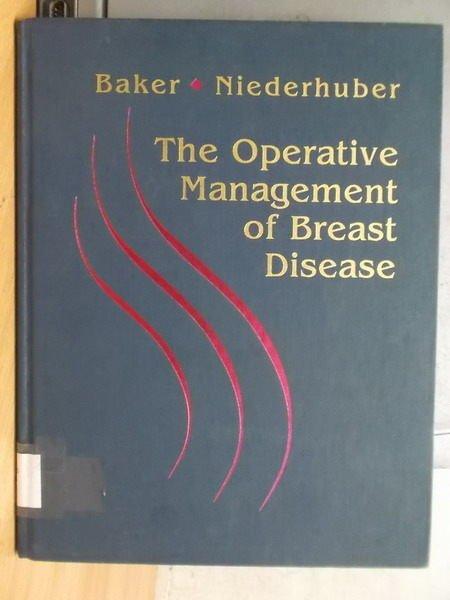 【書寶二手書T3/大學理工醫_WFN】The Operative...Disease_Baker