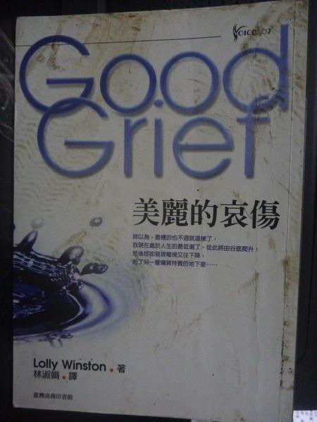 【書寶二手書T9/翻譯小說_GHZ】美麗的哀傷_原價390_林淑娟, 蘿莉.溫
