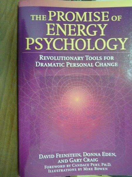 【書寶二手書T4/心理_PNV】The Promise of Energy Psychology