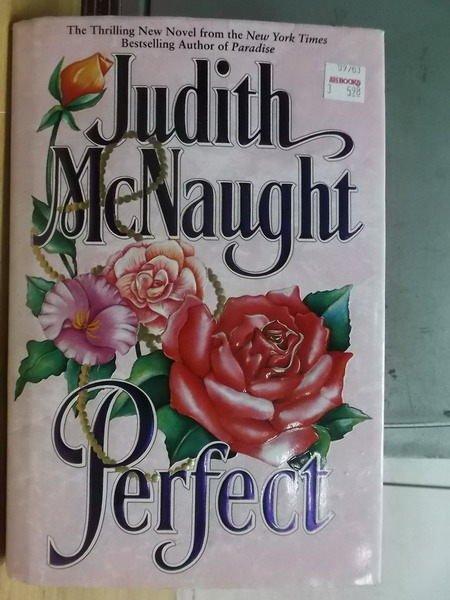 【書寶二手書T9/原文小說_YAV】Perfect_McNaught